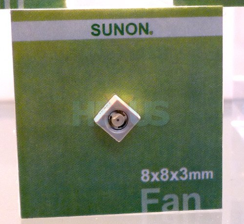8mm Sunon fan