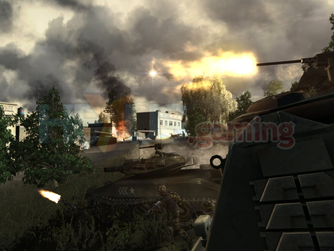 Скриншот World in Conflict 7.