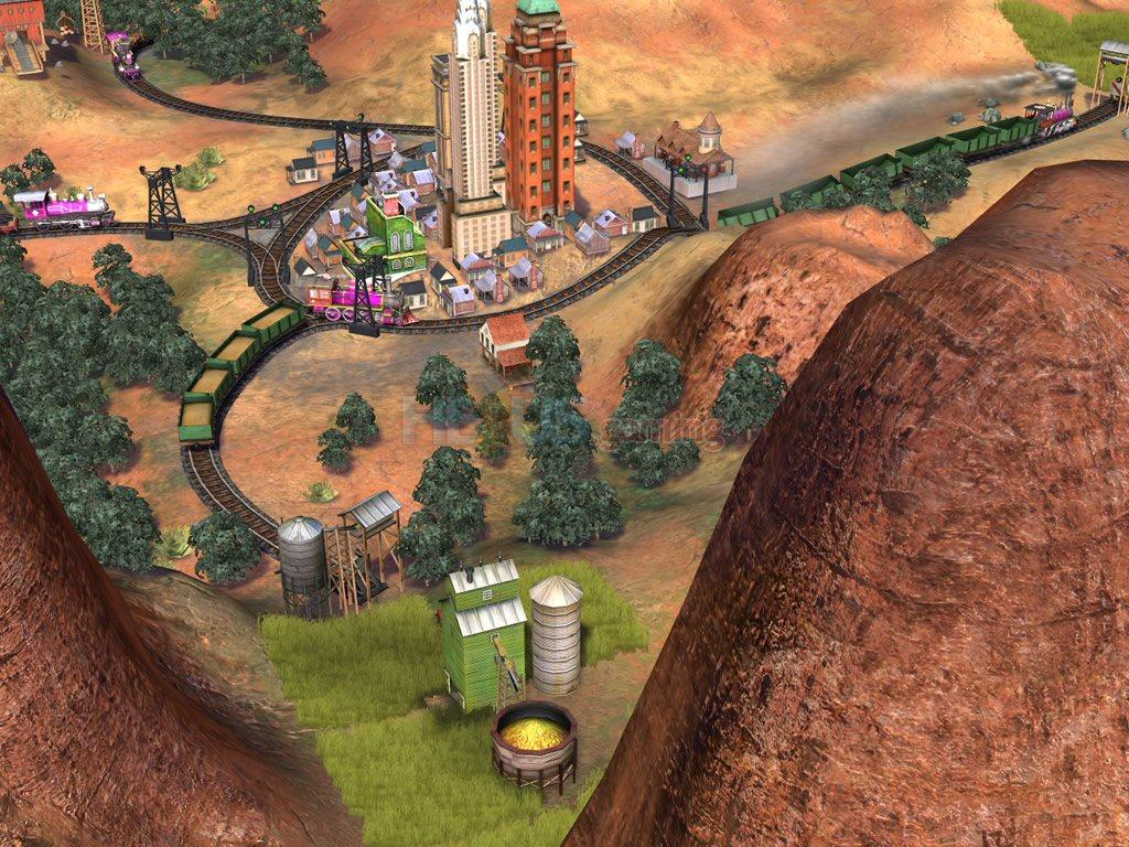 GC 2006 :: Sid Meier's Railroads! - Industry - News - HEXUS net