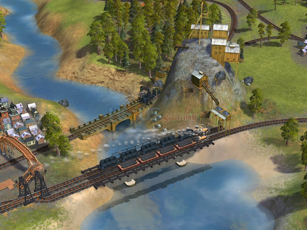 Download Railroad Tycoon 3