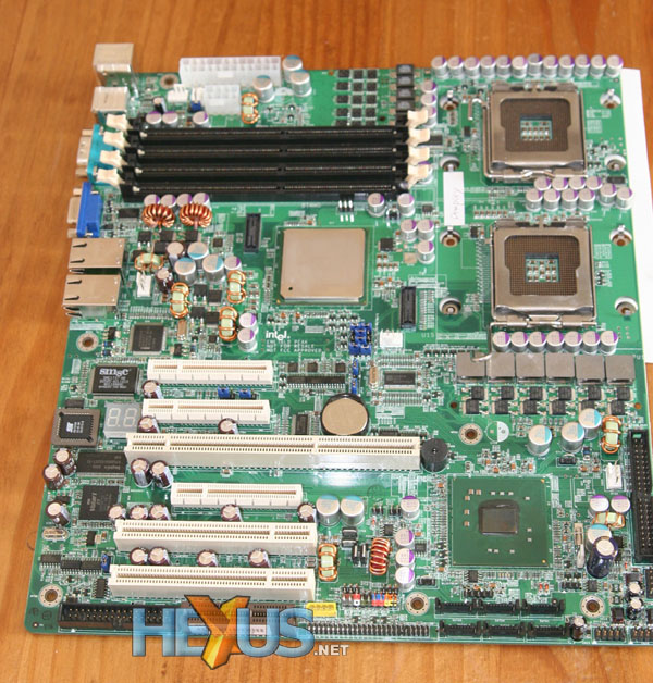 A Socket For Dempsey Intel S Lga 771 Pictures Cpu