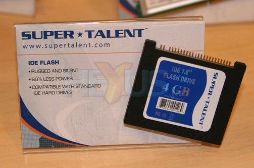 Super Talent Flash IDE