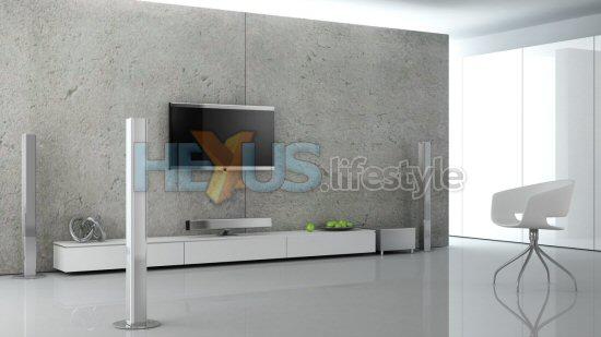 ifa 2006 loewe hdtv with integrated hard disk. Black Bedroom Furniture Sets. Home Design Ideas