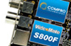 Compro launches quad-mode VideoMate S800F TV tuner card