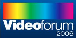 VideoForum 2006 logo
