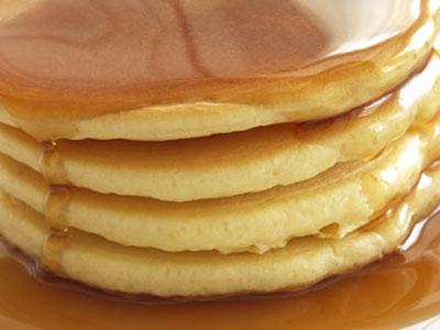 Pancakes, delicious!