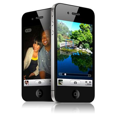 Распродажа!iPhone 4GS+ 2SIM ''логотип APPLE.