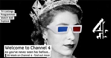 Channel 4 kicks off week of 3D TV - Entertainment - News - HEXUS net