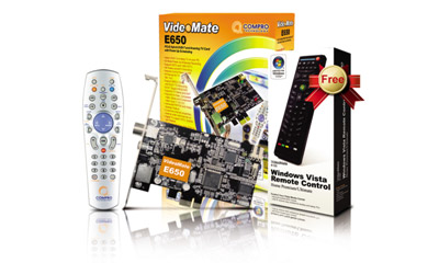 Compro Giving Away MCE Remotes To Those Wholl Buy Its