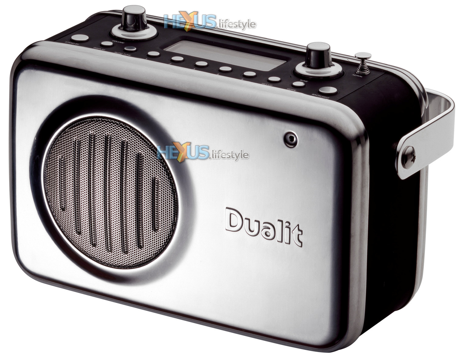 DAB/FM radio for the kitchen an instant classic says Dualit - Audio ...