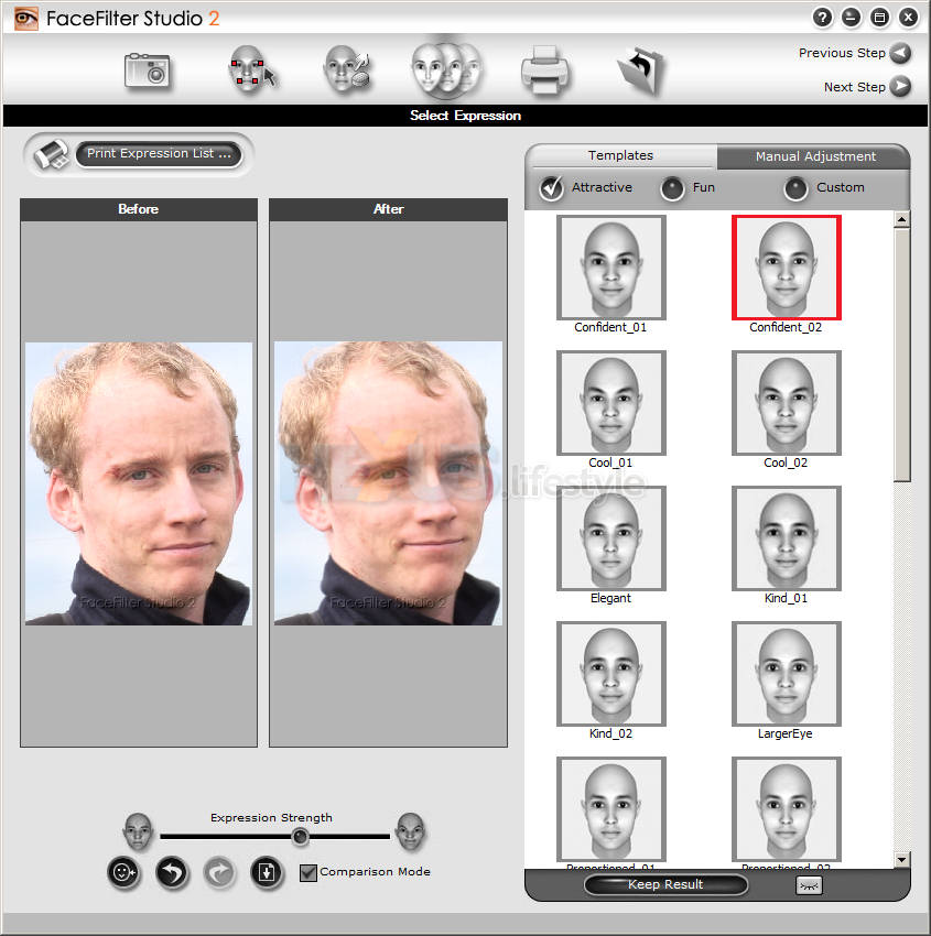 reallusion facefilter pro download