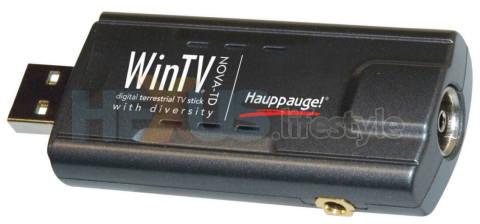 Hauppauge WinTV Nova-TD Diversity Stick