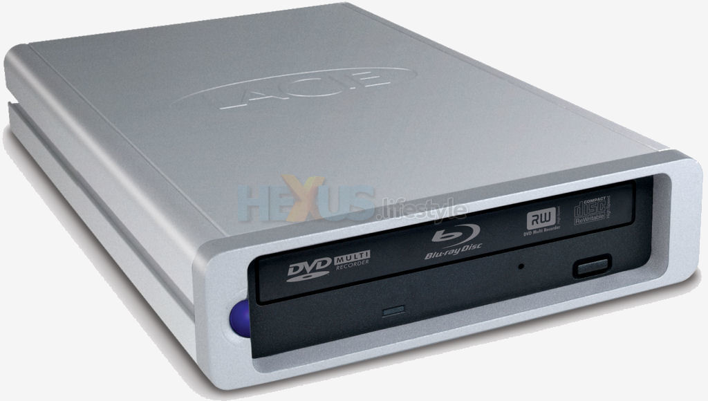 Lacie S New External Blu Ray Disc Burner Can T Play Bd