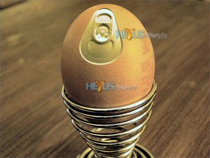 Egcellent Ideas ringpull egg