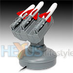 USB Missile Launcher - rear