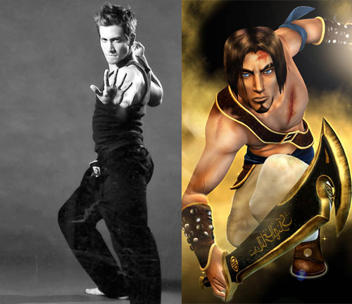 Jake Gyllenhaal Cast As Walt Disney 039 S Prince Of Persia Entertainment News Hexus Net