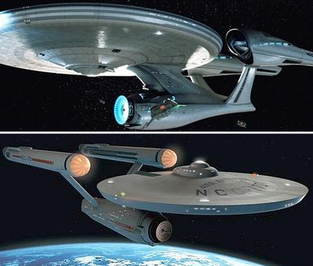 the new Enterprise