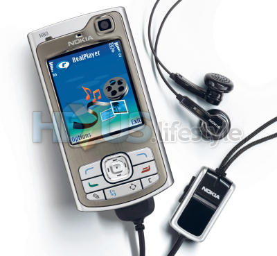 Nokia N80 Internet Edition - RealPlayer