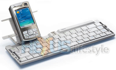 Nokia N80 Internet Edition - with keyboard