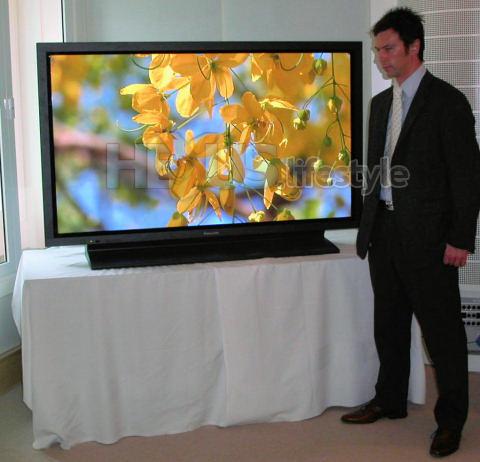 Panasonic 65in plasma screen (TH-103PF9)