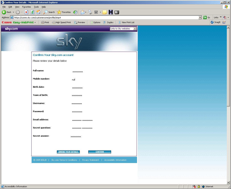 sky go login details free