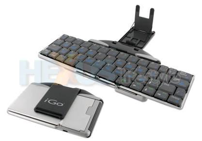 Igo Stowaway Bluetooth Keyboard Owner s Manual