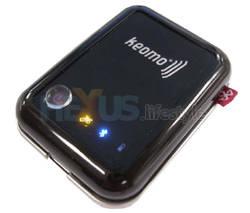 Keomo Solar Nemerix 16 Bluetooth GPS
