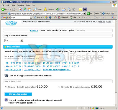 how to find your skype phone number