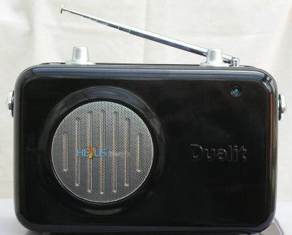 Dualit DAB/FM Kitchen Radio - aerial