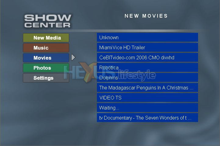 Review: Pinnacle ShowCenter 200 network media player - Audio Visual