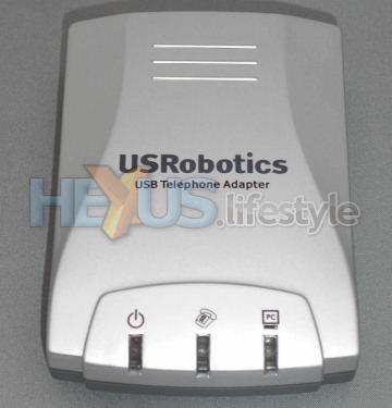 USRobotics 9620 Skype USB Telephone Adapter
