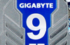 Gigabyte's X58A-UD9 under the spotlight. Seven PCIe slots for starters