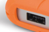 LaCie adds power eSATA to portable Rugged drive