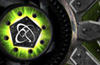 XFX GeForce GTX 470 and 480 graphics cards pose for the camera