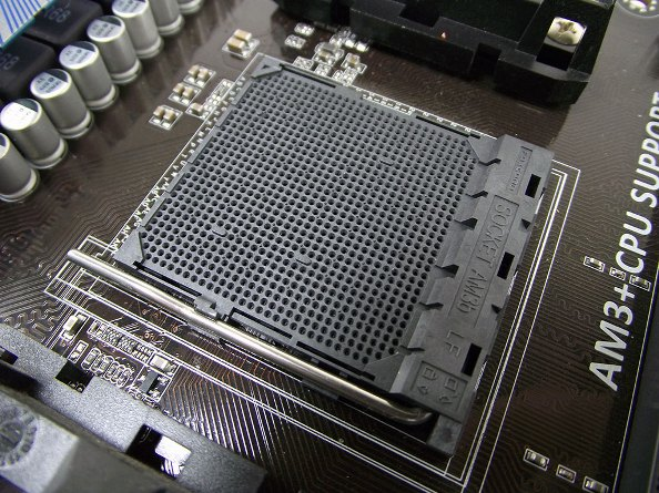 AMD AM3+ socket