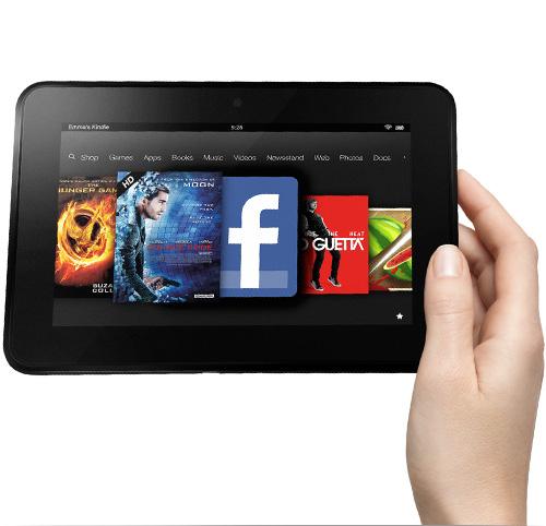 Amazon Kindle Fire HD 7in