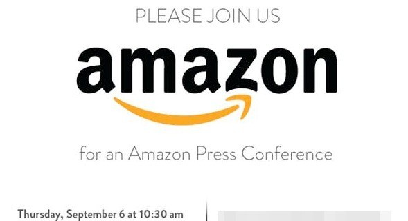 Amazon Press Invite