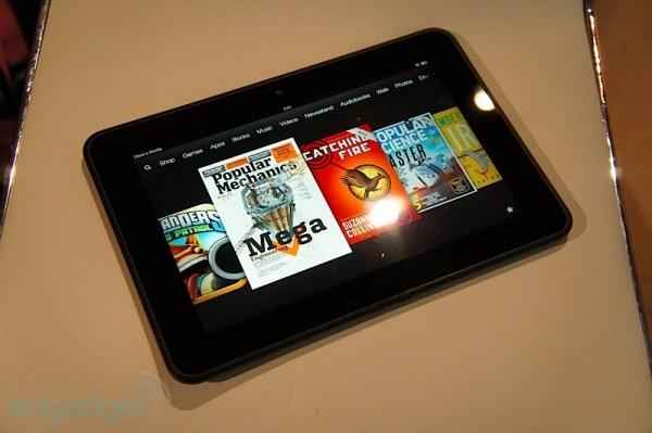 Amazon Kindle Fire HD 8.9in