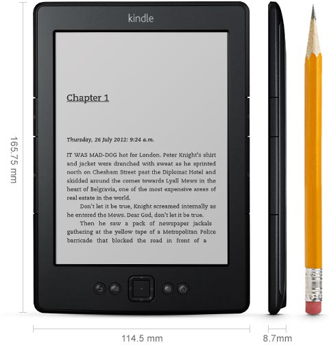 Amazon Kindle 5th Generation