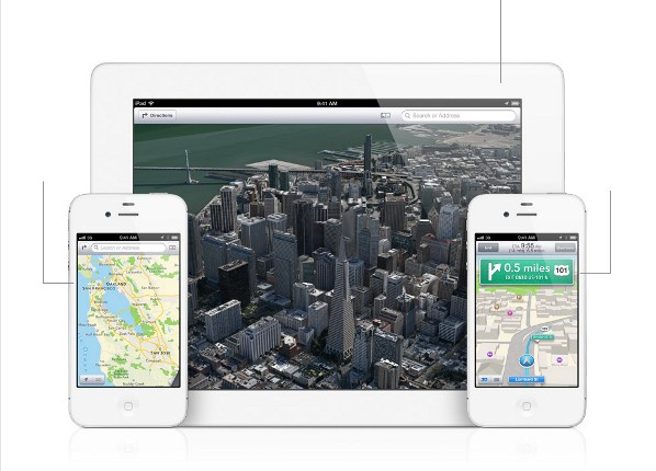Apple iOS 6 drops Google Maps and adds everyday refinement - Apple