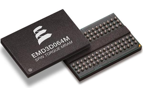 Everspin 64Mb ST-MRAM Modules