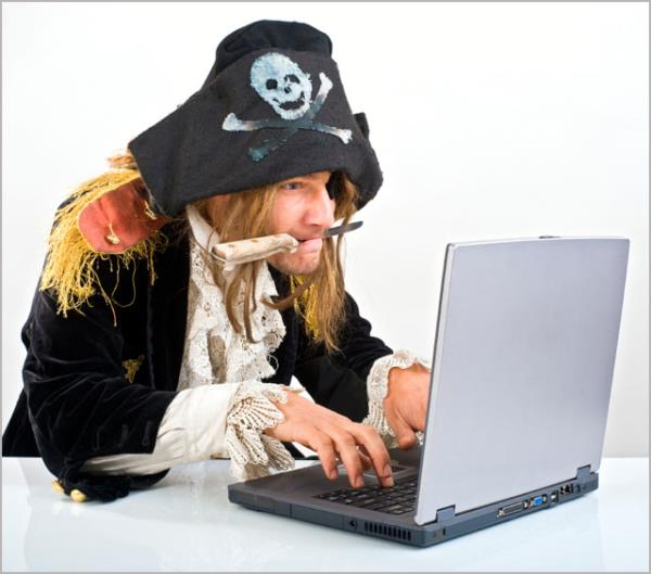 Copyright Internet Pirates