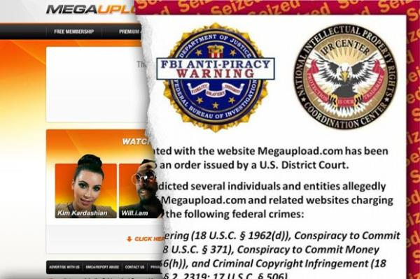Megaupload Set-up