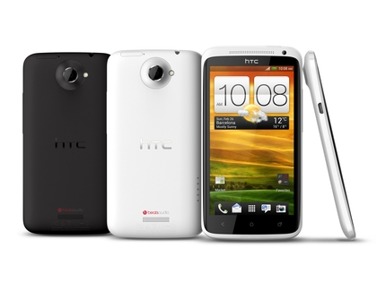 ... HTC One X as one of the devices representing the crème de la crème