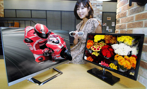 LG 3D IPS 2012 Monitors