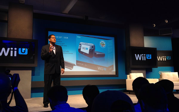 Nintendo Wii U Launch