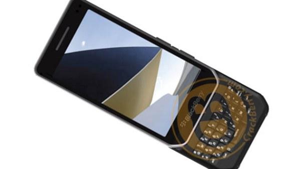 Leaked BB10 Device Image