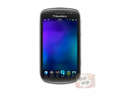 RIM BlackBerry Colt BBX phone