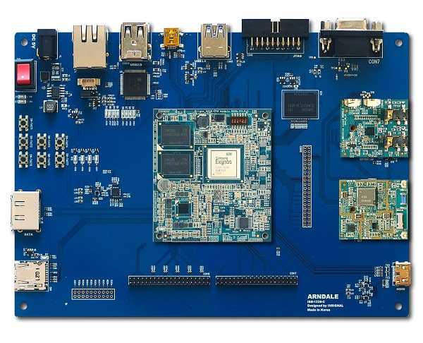 Exynos 5 Arndale development Board