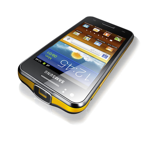 Samsung Galaxy Beam Phone With Built In Pico Projector